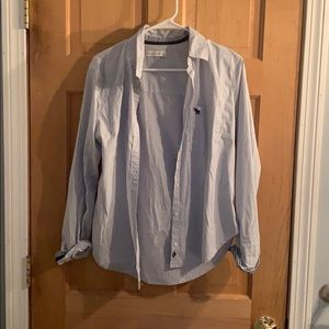 Abercrombie and Fitch button down long sleeve